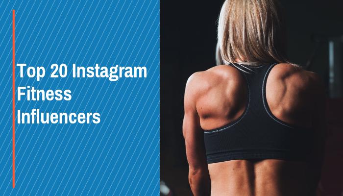 instagram influencers fitness
