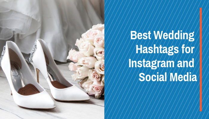 best wedding hashtags