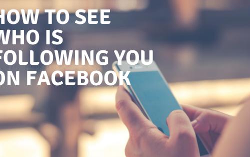 facebook followers