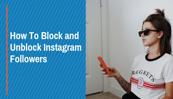 block unblock instagram
